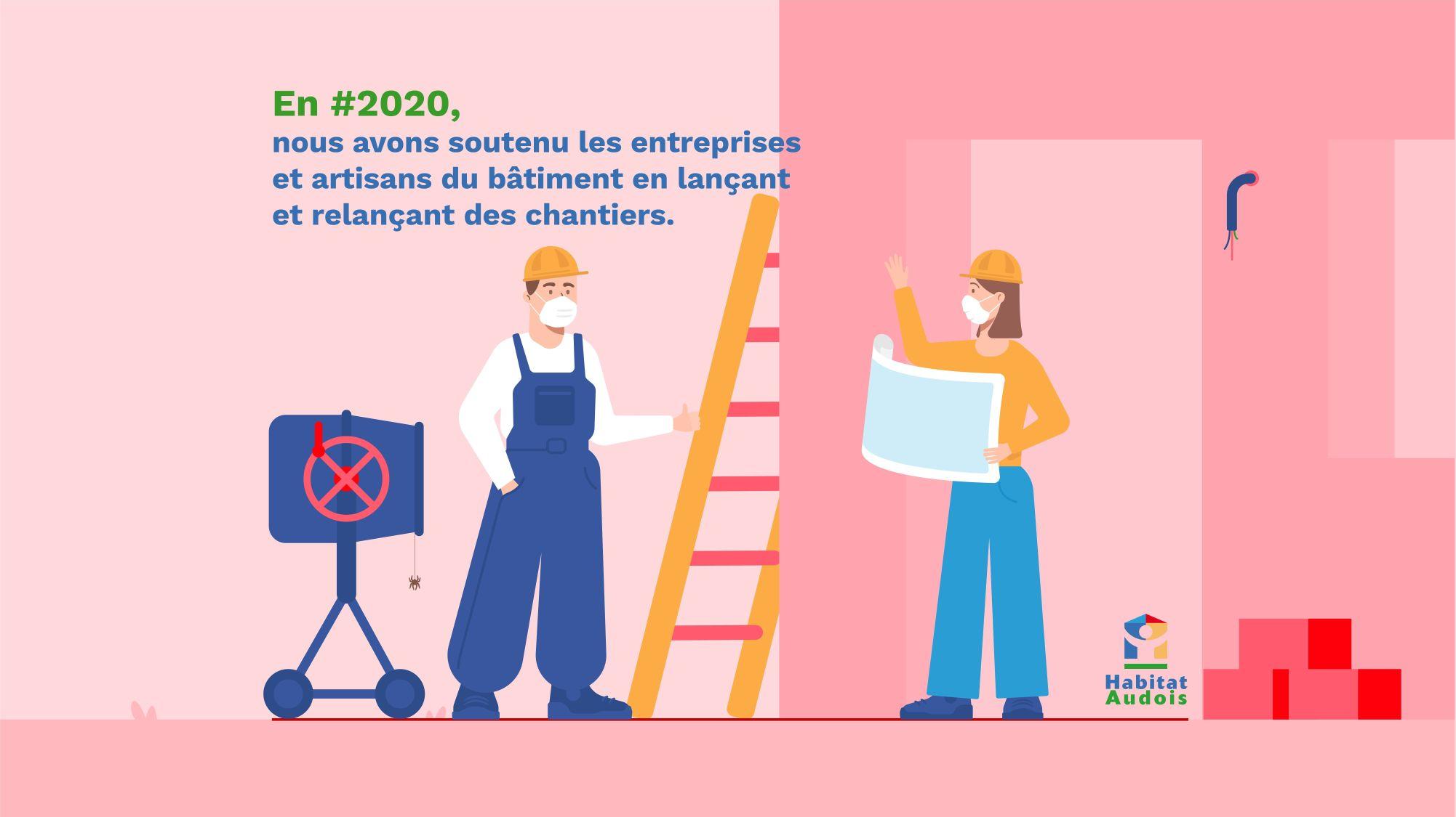 Habitat Audois - Positivons 2020 - Responsabilité
