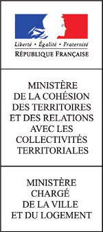 Ministère cohésion territoires ville logement